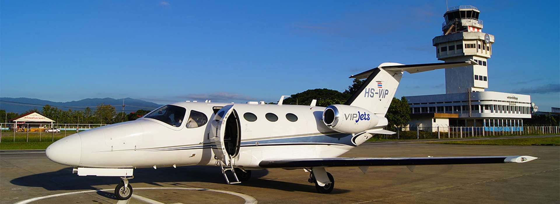 Cessna Citation Mustang 510 HS VIP Chiang Rai